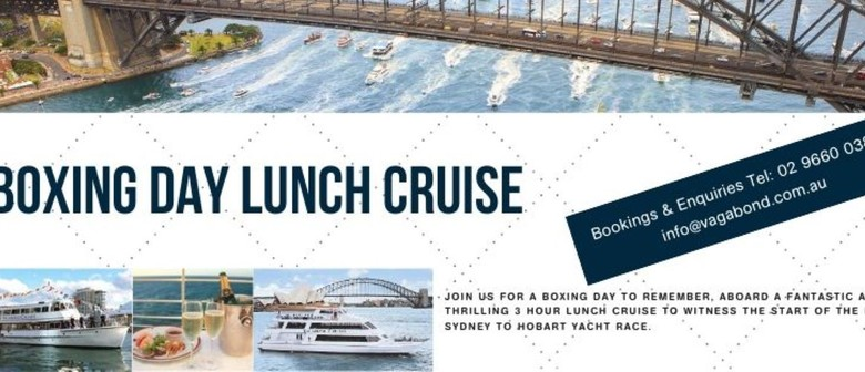 Boxing Day Lunch Cruise – MV Star