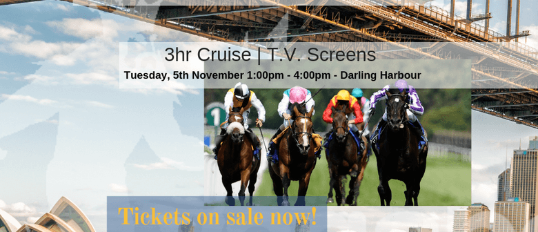 Melbourne Cup Lunch Cruise