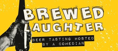 Brewed Laughter: Beer Tasting With a Comedian – Fringe World