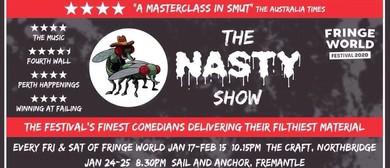 The Nasty Show – Perth Fringe World 2020