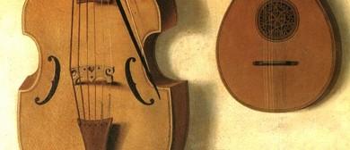 Brisbane Early Music Festival Viols Workshop