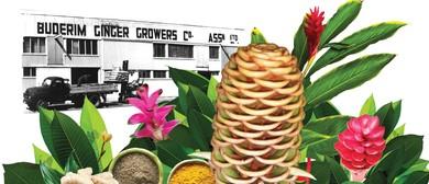 Ginger Flower & Food Festival