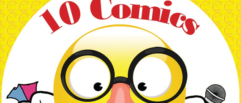 BonkerZ Presents 10 Comics For $15 Bucks  2 for 1 Seats