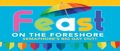 Feast On the Foreshore – Semaphore's Big Gay Out