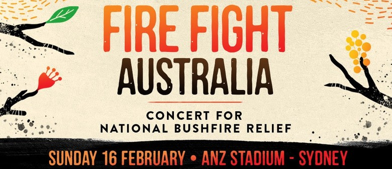 Fire Fight Australia – Concert for National Bushfire Relief