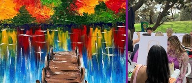 Paint in the Park – Palette Knife Session – BYO