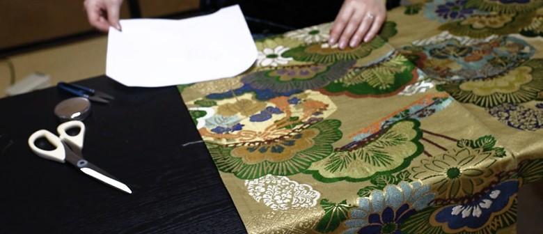 Design and Create a Bag With Japanese Kimono - Vamff