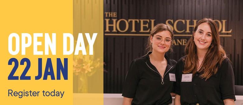 The Hotel School Brisbane Open Day