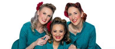 An Andrews Sisters Tribute – Adelaide Fringe