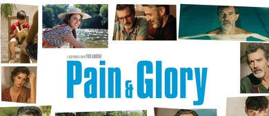 Pain & Glory With Special Guest Jere Sosa