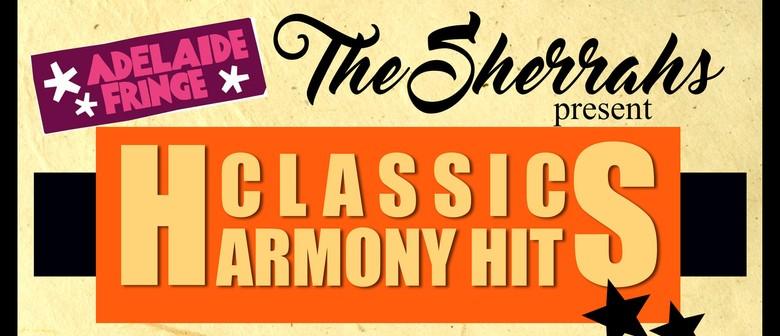 Classic Harmony Hits – The Sherrahs