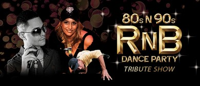 RnB Dance Party Tribute Show