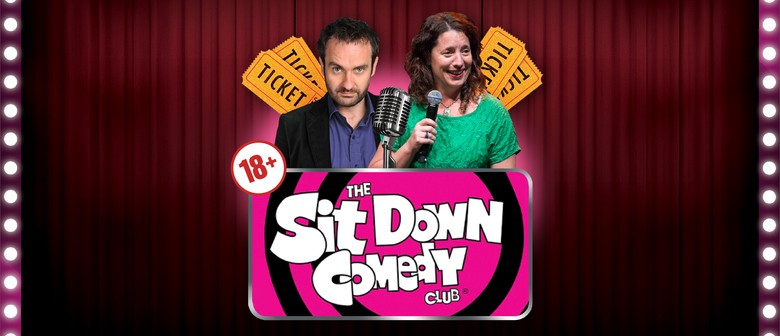 Sit Down Comedy Club