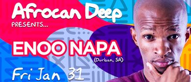 Afrocan Deep presents Enoo Napa