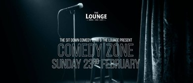 Comedy Zone in The Lounge