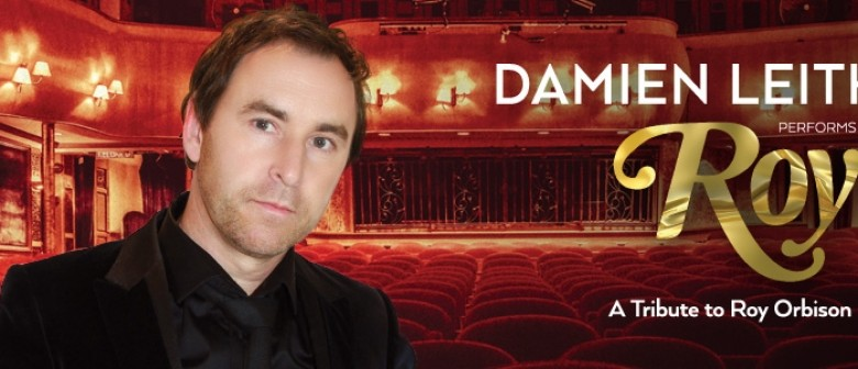 Damien Leith – A Tribute to Roy Orbison with Strings