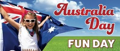 Australia Day Fun Day