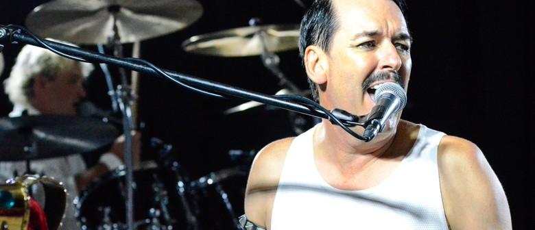 Queen – Bohemian Rhapsody – Greatest Hits Tour