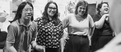 Improv Comedy Class – Improv Fundamentals Saturdays Term 1