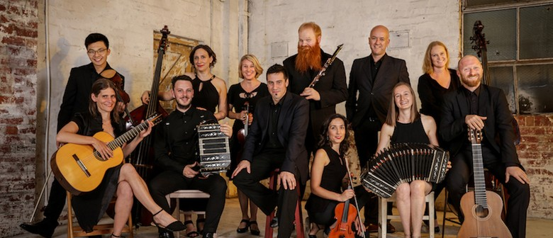 Melbourne Tango Orchestra: The Art of Tango: POSTPONED