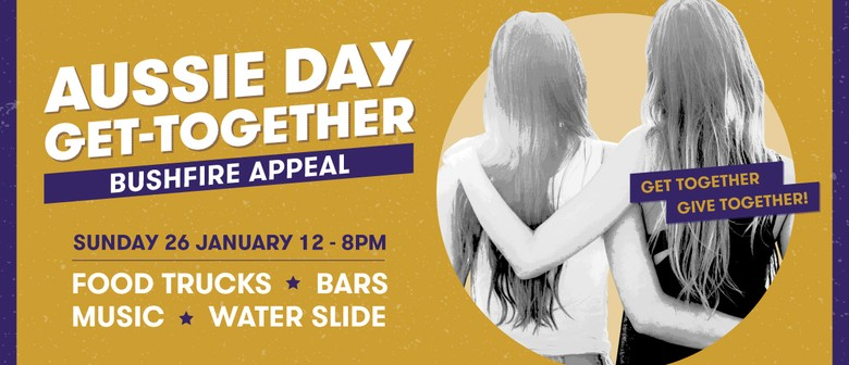 Aussie Day Get-Together