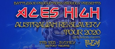 The Australian Re-slavery Tour 2020