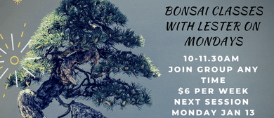 Bonsai With Lester