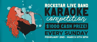 Live Band Karaoke Competition