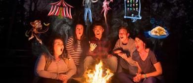 Around The Campfire – Brisbane Comedy Festival