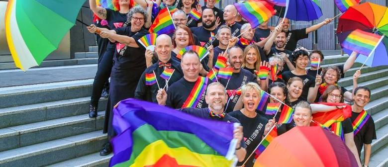 Eurovision – Australia Decides Viewing Party & Fundraiser