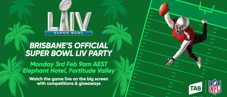 TAB Brisbane Official Super Bowl LIV Party
