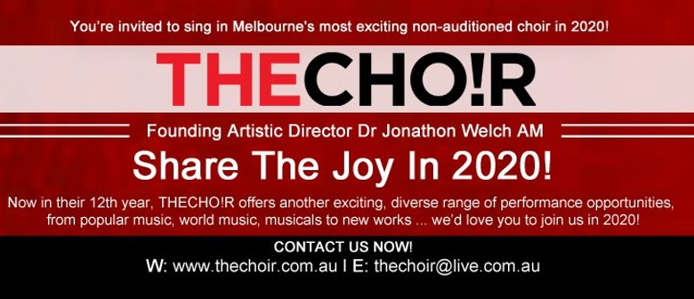 TheCho!r – Share The Joy
