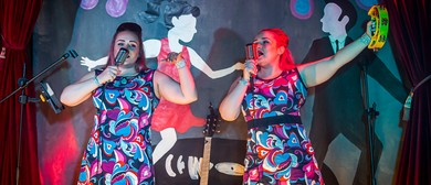 High Tea & Ultimate 50s Rock n Roll Girls The Doo Ron Rons
