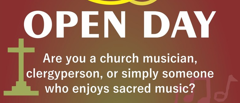 Sacred Music Open Day