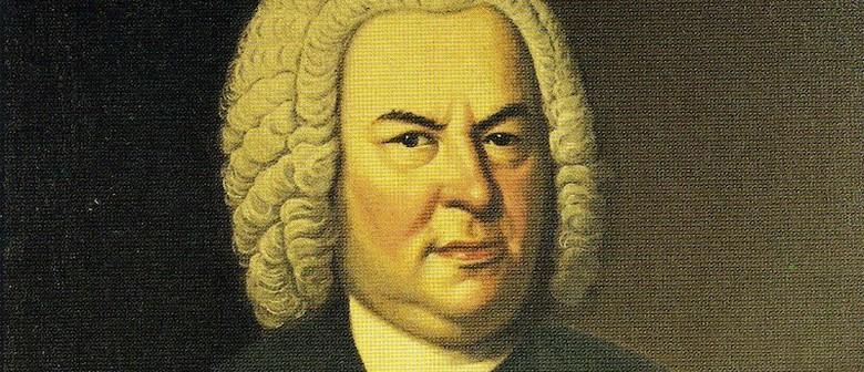 New England Bach Festival – Event 2 – David Drury: POSTPONED