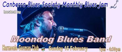 Moondog Blues Band – CBS February Blues Jam