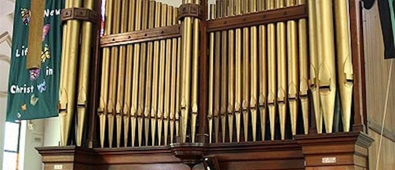 New England Bach Festival – Event 6 – Armidale Organ Crawl: POSTPONED