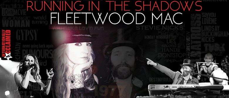 Fleetwood Mac – Running In the Shadows