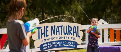 The Natural Confectionary Co. Family Play Splash Park