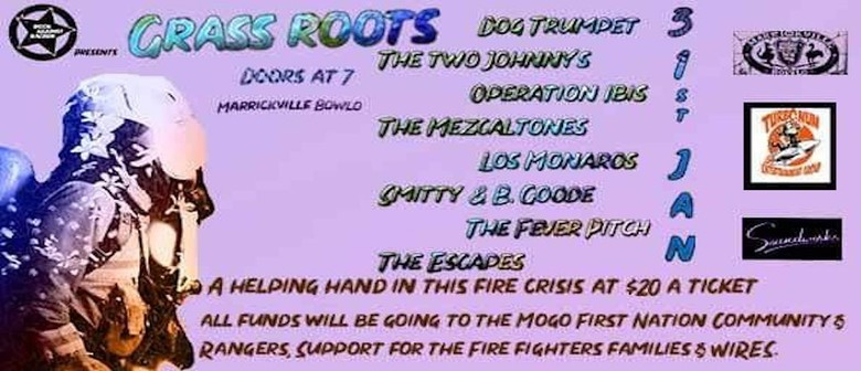 Grass Roots – A Helping Hand for The Fire Crisis