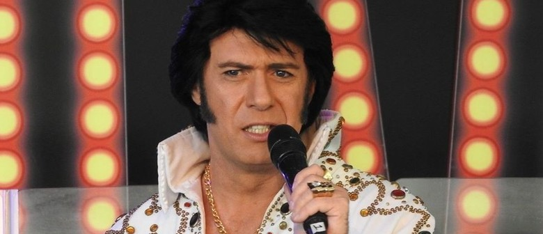 Mike Cole - Always Elvis & His Big Show Band