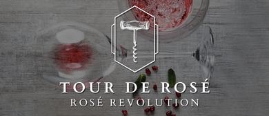 Tour de Rosé Tasting