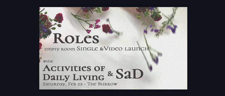 Roles – Empty Room Single & Video Launch