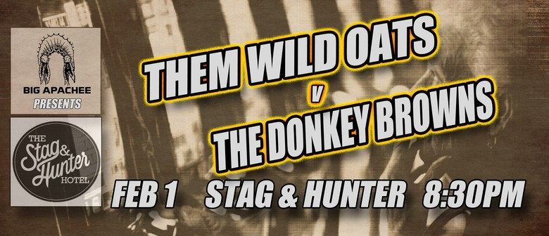 Them Wild Oats v The Donkey Browns