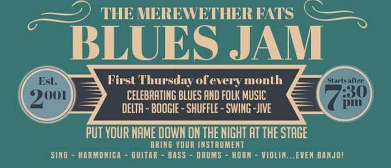 Merewether Fats Blues Jam
