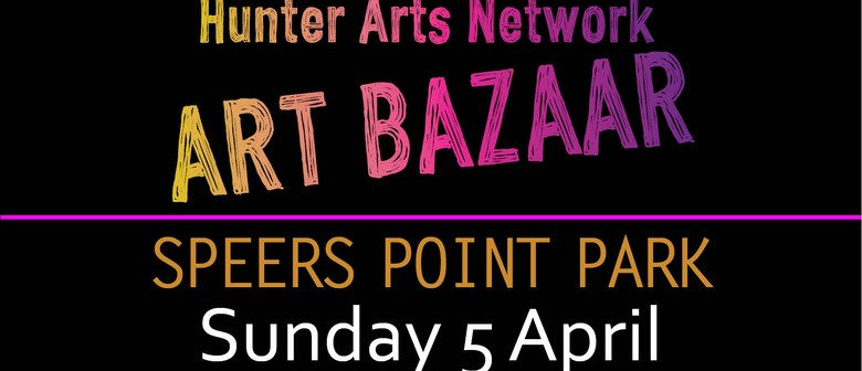 Hunter Arts Network Art Bazaar