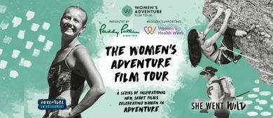 Women's Adventure Film Tour 19/20 – Sydney East
