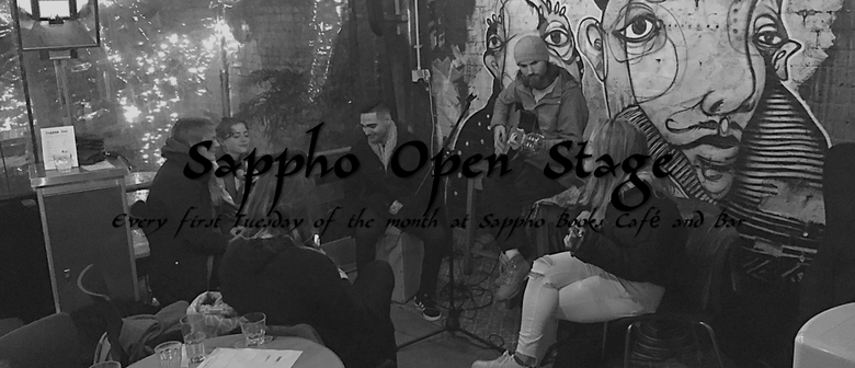 Sappho Open Stage