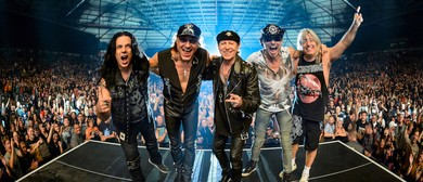 Scorpions and Whitesnake Australian Tour 2020