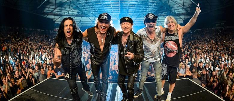 Scorpions and Whitesnake Australian Tour 2020